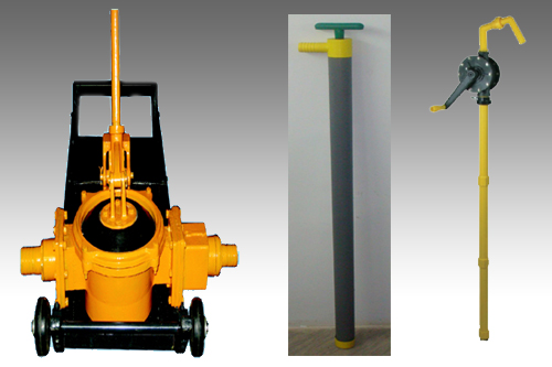 Hand Operated Barrel Pumps